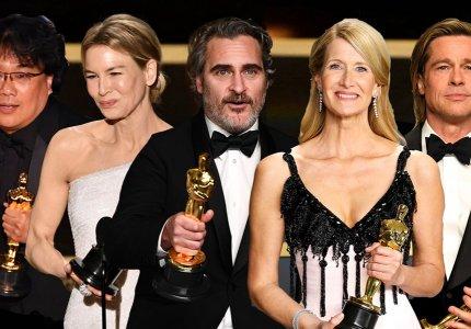 Oscars 2020: Η χαμηλότερη τηλεθέαση στην ιστορία