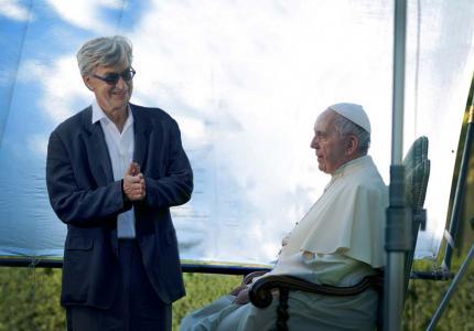 wim wenders pope francis