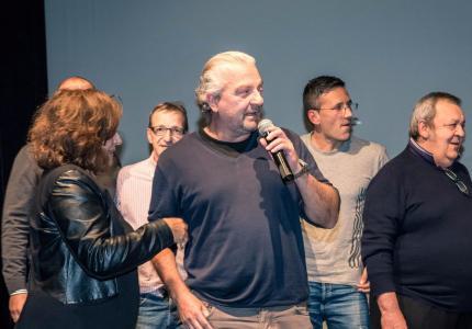 rome film festival in prison