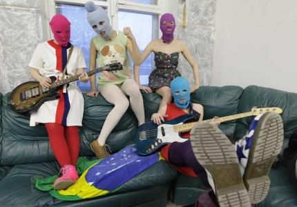 Rotterdam 15: Συναυλία και ντοκιμαντέρ με τις Pussy Riot