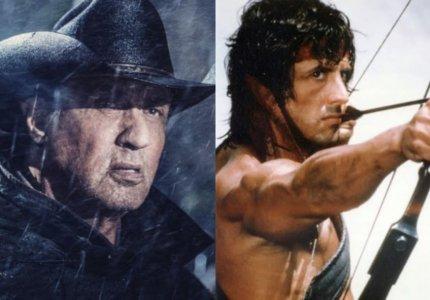 O Σιλβέστερ Σταλόνε στις Κάννες για να παρουσιάσει το «Rambo V»