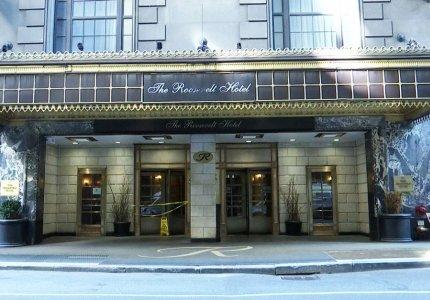Kλείνει το θρυλικό Roosevelt Hotel