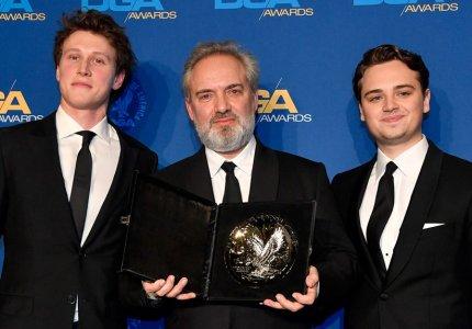 Oscars 2020: Ο Σαμ Μέντες κερδίζει το Βραβείο Ένωσης Σκηνοθετών