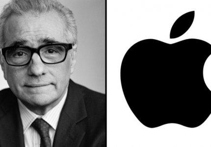 O Μάρτιν Σκορσέζε πέρασε βερες με την Apple TV