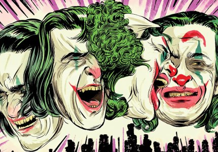 Διαβάστε ολόκληρο το σενάριο του Joker
