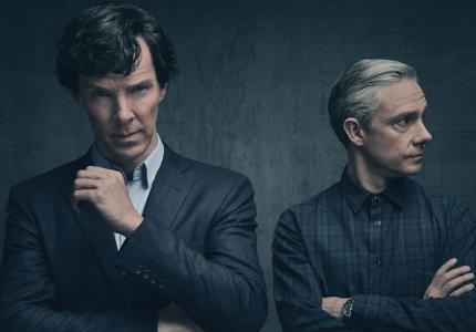 """""""Όλοι θέλουν μια 5η σεζόν Sherlock, αλλά είναι δύσκολο"""""""