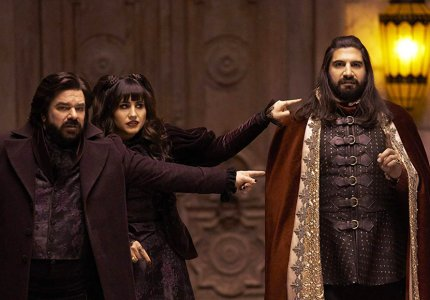 """""""What we do in the shadows"""" season 1: Τάικα, είσαι θησαυρός!"""