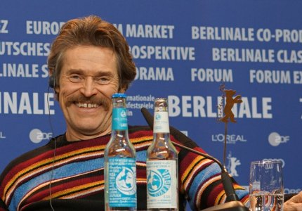 "Berlinale 2020 - Γουίλεμ Νταφόε: ""Μου αρέσουν οι δύσκολοι ρόλοι"""
