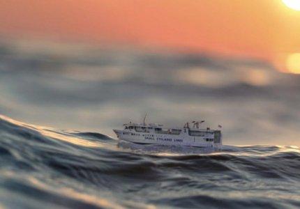 Ο Σκοπελίτης είναι ένα ξεχωριστό καράβι. Δείτε το ξεχωριστό του ντοκιμαντέρ