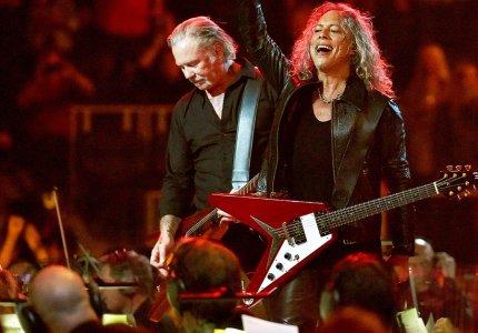 Το S&M2 των Metallica στα Village