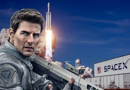 Η Ρωσία θέλει να γυρίσει ταινία στο διάστημα πριν τον Τομ Κρουζ