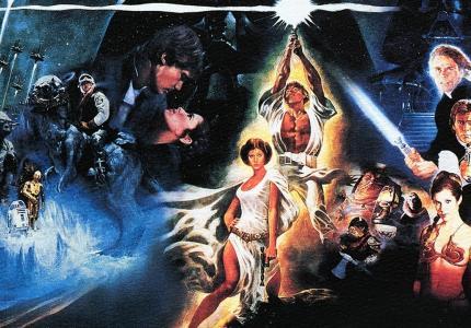40 years star wars