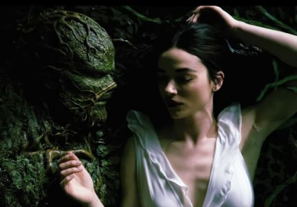 """Swamp thing"" season 1: Σκοτεινή DC"