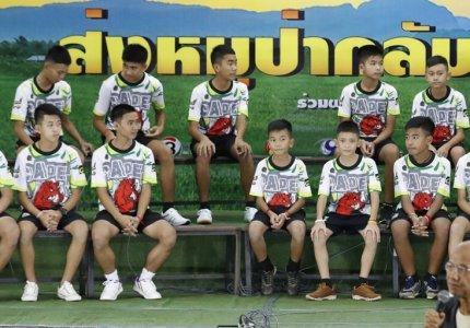 Netflix: Σειρά για την διάσωση παικτών και προπονητή από σπηλιά στην Ταϊλάνδη