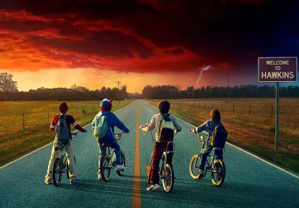 Kαι 3η και 4η σεζόν Stranger Things!