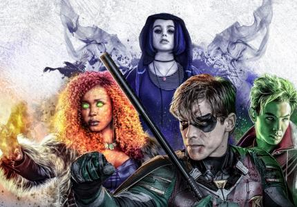 """Titans"" season 1: Super Hero ημίμετρο"