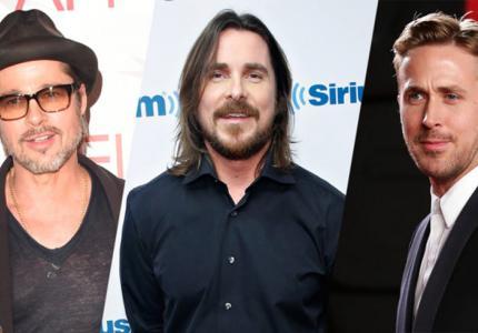 Μπραντ Πιτ, Κρίστιαν Μπέιλ, Ράιαν Γκόσλινγκ στην ίδια ταινία...