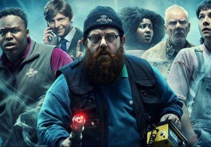 """""""Truth seekers"""" season 1: Τρόμος και χαβαλές. Κολλάς."""