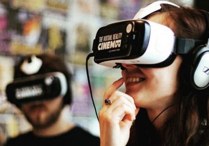 virtual reality στεγη