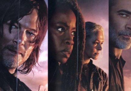 Άλλες δύο σεζόν για το The Walking Dead και τέλος