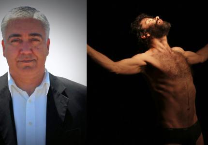 """Κώστας Ζάπας: """"Κάνω μια πολιτική παράσταση για μια πορνοταινία"""""""