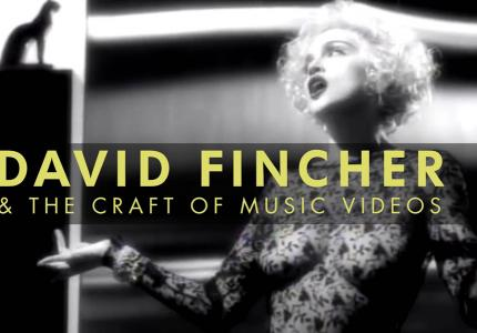 David Fincher & the Craft of Music Videos