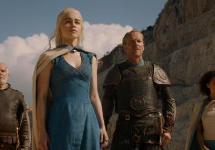 Σκηνές της 4ης σεζόν του Game of Thrones που δεν είδαμε ποτέ
