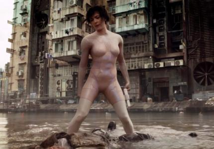"""Ghost in the shell"": Trailer No 2"