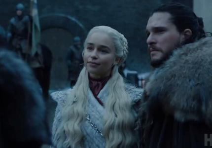 Αυτά είναι τα πρώτα πλάνα από την τελική σεζόν του Game Of Thrones