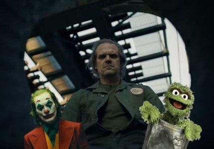 To SNL έφερε τον Joker στην Sesame street!