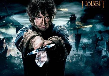 Η τριλογία του Hobbit σε γκράντε φινάλε