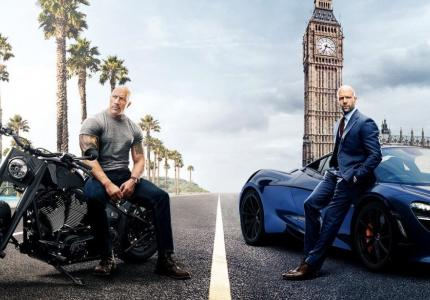 """Hobbs & Shaw"": Το spin-off του Fast & Furious έχει τρέιλερ-φωτιά"