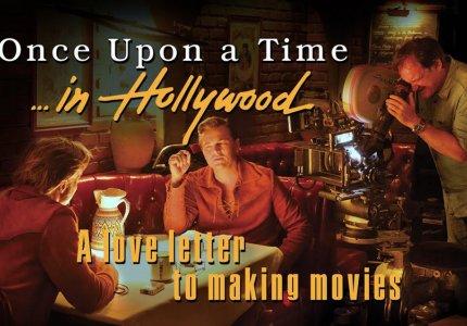 """Το """"Once upon a time in Hollywood"""" έχει making of ντοκιμαντέρ. Πατήστε play"""