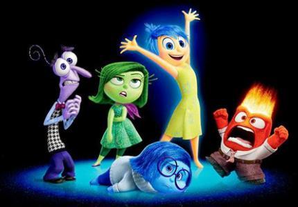 """Inside out"": Φοβερή νέα Pixar!"