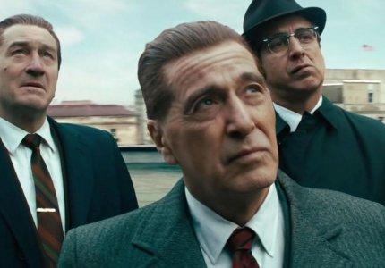 """36 λεπτά ντοκιμαντέρ για τα γυρίσματα του """"Irishman"""""""