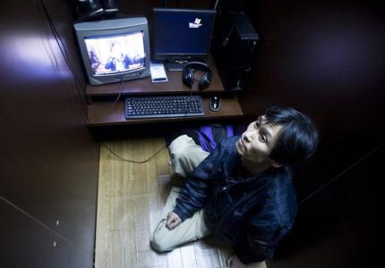 Οι Ιάπωνες εργάτες που ζουν σε ίντερνετ καφέ
