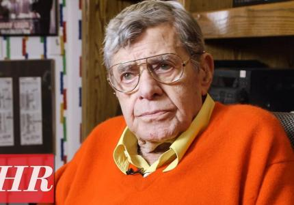 jerry lewis hollywood reporter