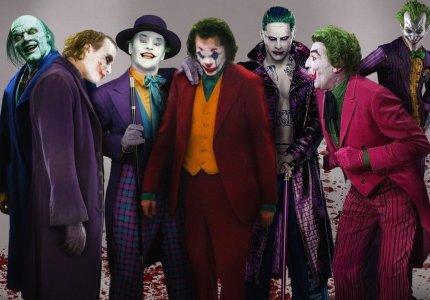 Η ιστορία του χαρακτήρα του Joker