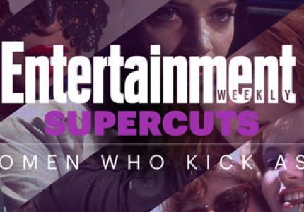 Όλες οι kick-ass κινηματογραφικές ηρωίδες σε ένα clip