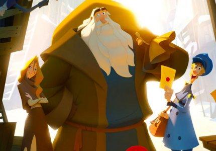 """Klaus"": το πρώτο animation του Netflix"