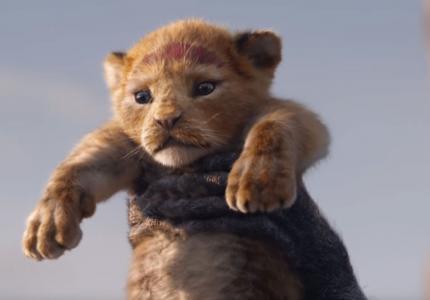 """Νέο """"Lion King"""": Επικό τρέιλερ"""