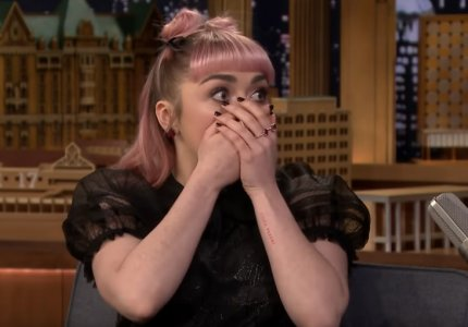 game of thrones season 8 maisie williams