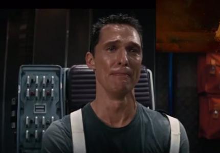 """Ο Μάθιου ΜακΚόναχι """"σπάει"""" με το νέο Star Wars"""