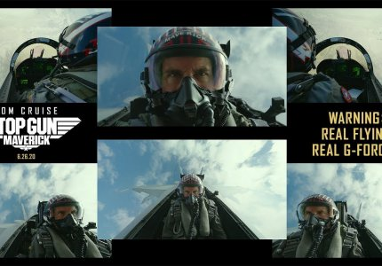 """""""Top Gun"""": Ο Τομ Κρουζ και το καστ βασανίζονται με τα... G"""