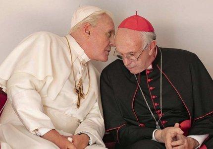 «The Two Popes»: Τα μυστικά του Βατικανού στο Netflix
