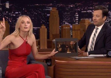 GOT: Η Sansa αποκάλυψε ποιος ξέχασε την κούπα στα σκηνικά