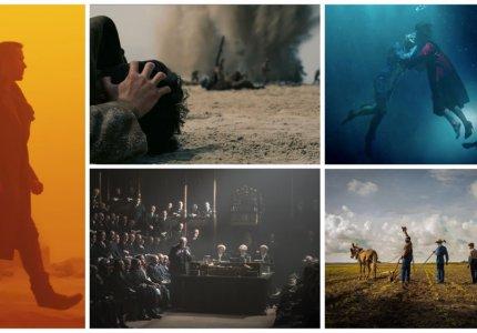Όλες οι ταινίες που κέρδισαν Όσκαρ φωτογραφίας σε ένα βίντεο