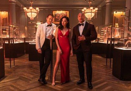 """Red notice"": Το μεγάλο hit του Netflix για το 2021"
