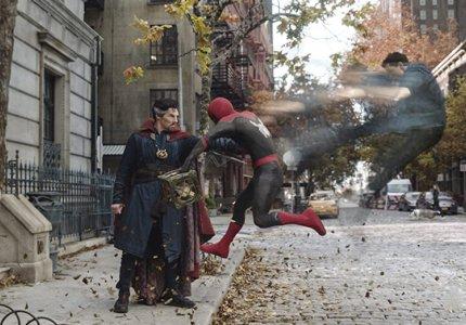 """Spider-Man: No way from home"": Συναρπαστικό τρέιλερ"