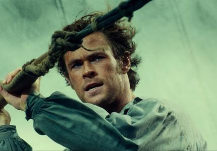 """In the heart of the sea"": O Thor σε Μόμπι Ντικ φάση."
